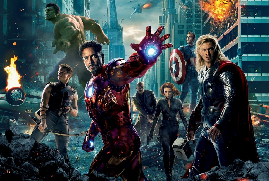 The Avengers Assemble movie review