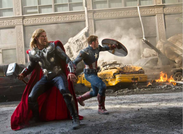 The Avengers Assemble review