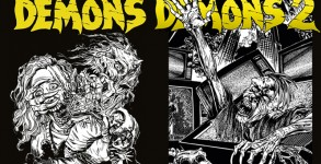 Demons 1 and 2 DVD