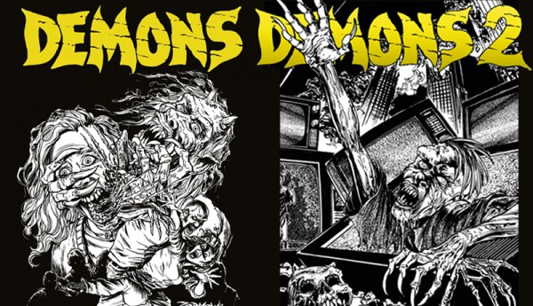DVD Review: Demons 1 & 2