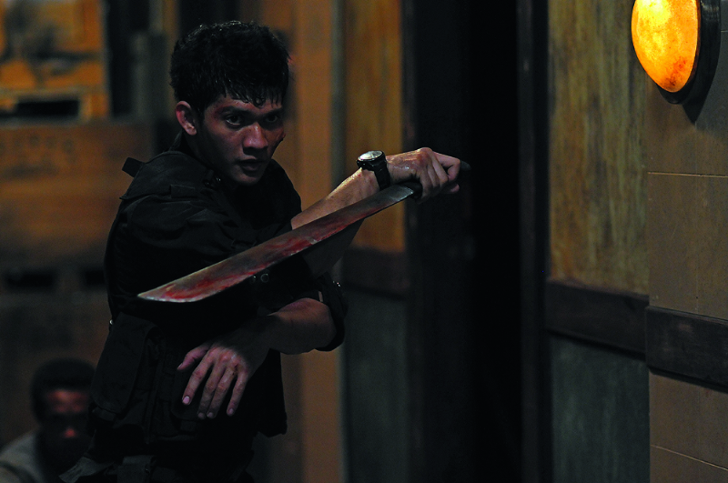 The Raid movie review