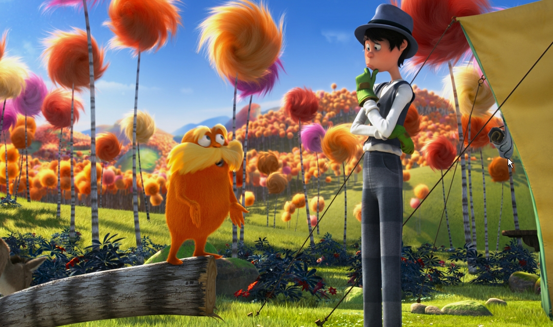 EIFF 2012 - Dr Seuss' The Lorax Movie Review