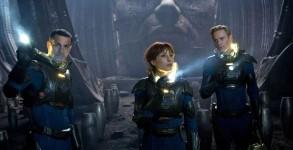 Prometheus movie review