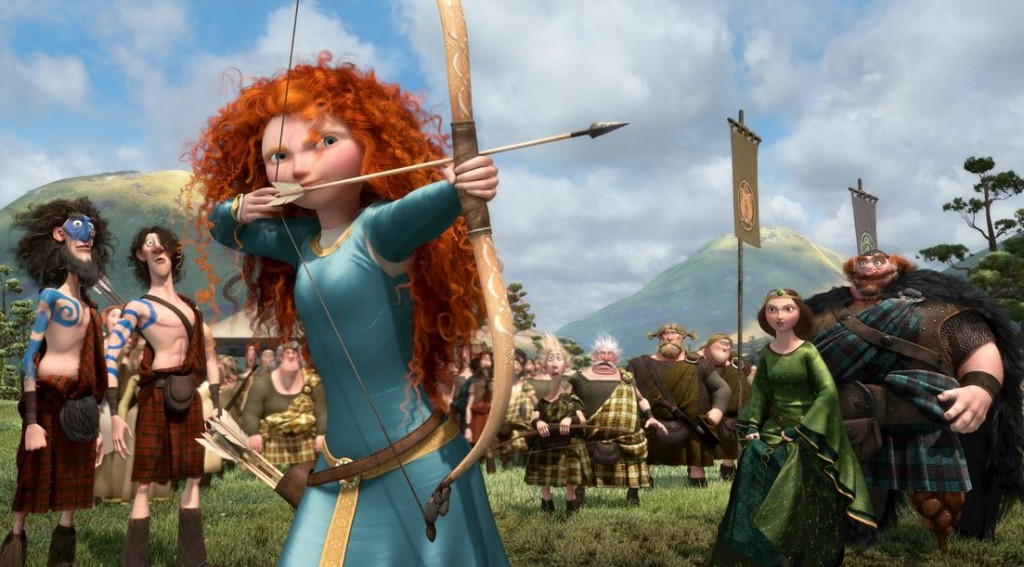 EIFF 2012 - Brave Movie Review2