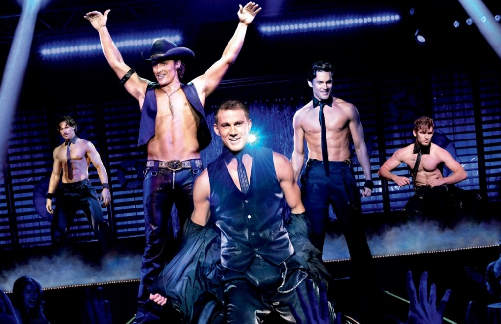 Magic Mike In Short Movie Review