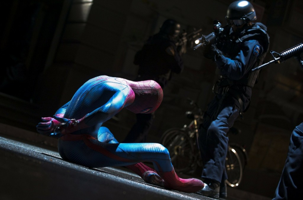 The Amazing Spider-Man Movie Review2