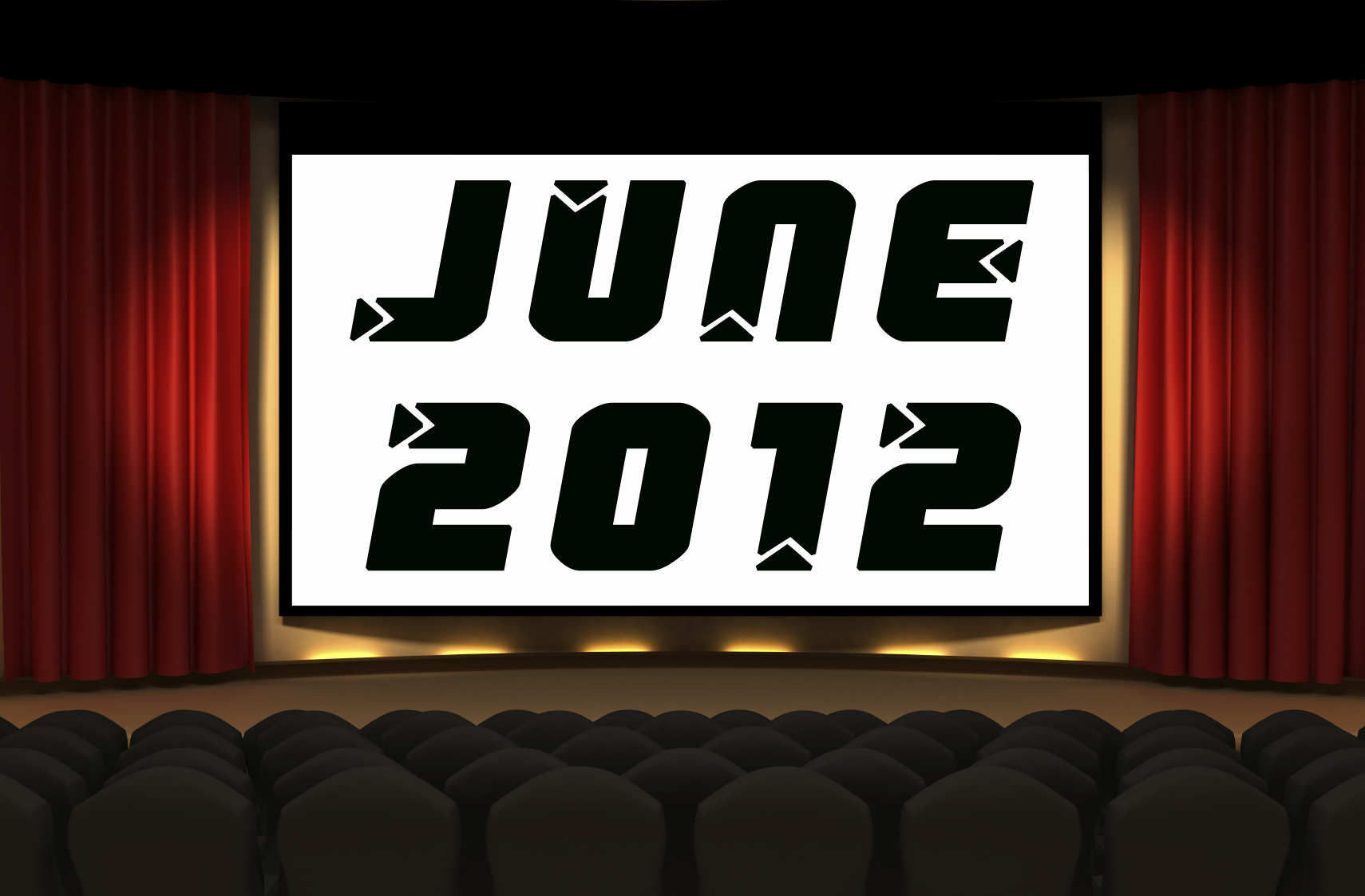 Thoughts On Film - June 2012 cinema poll