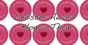 Liebster Award Blog-a-thon header