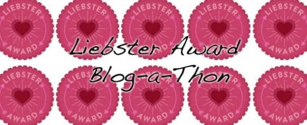 Liebster Award Blog-a-thon
