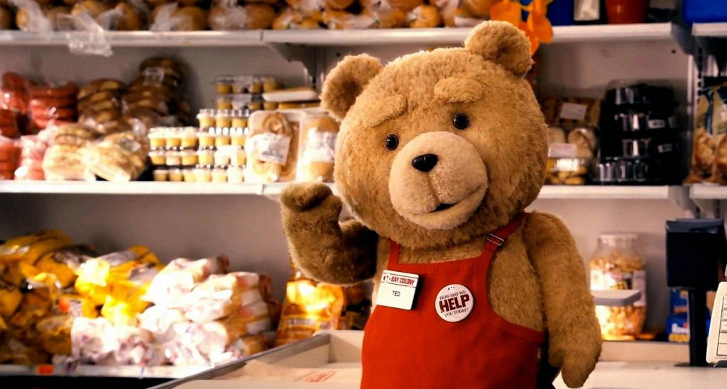 Ted movie review2