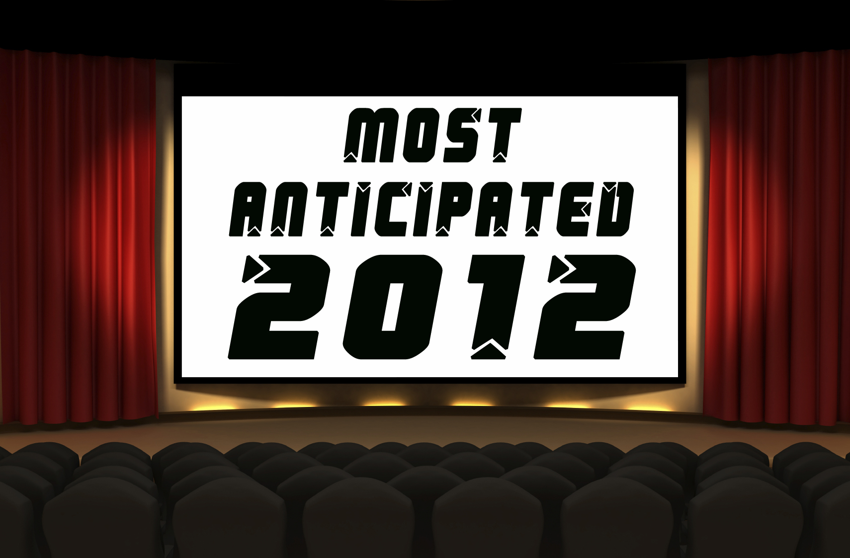 Thoughts On Film - Most Anticipated Still To Come in 2012 poll
