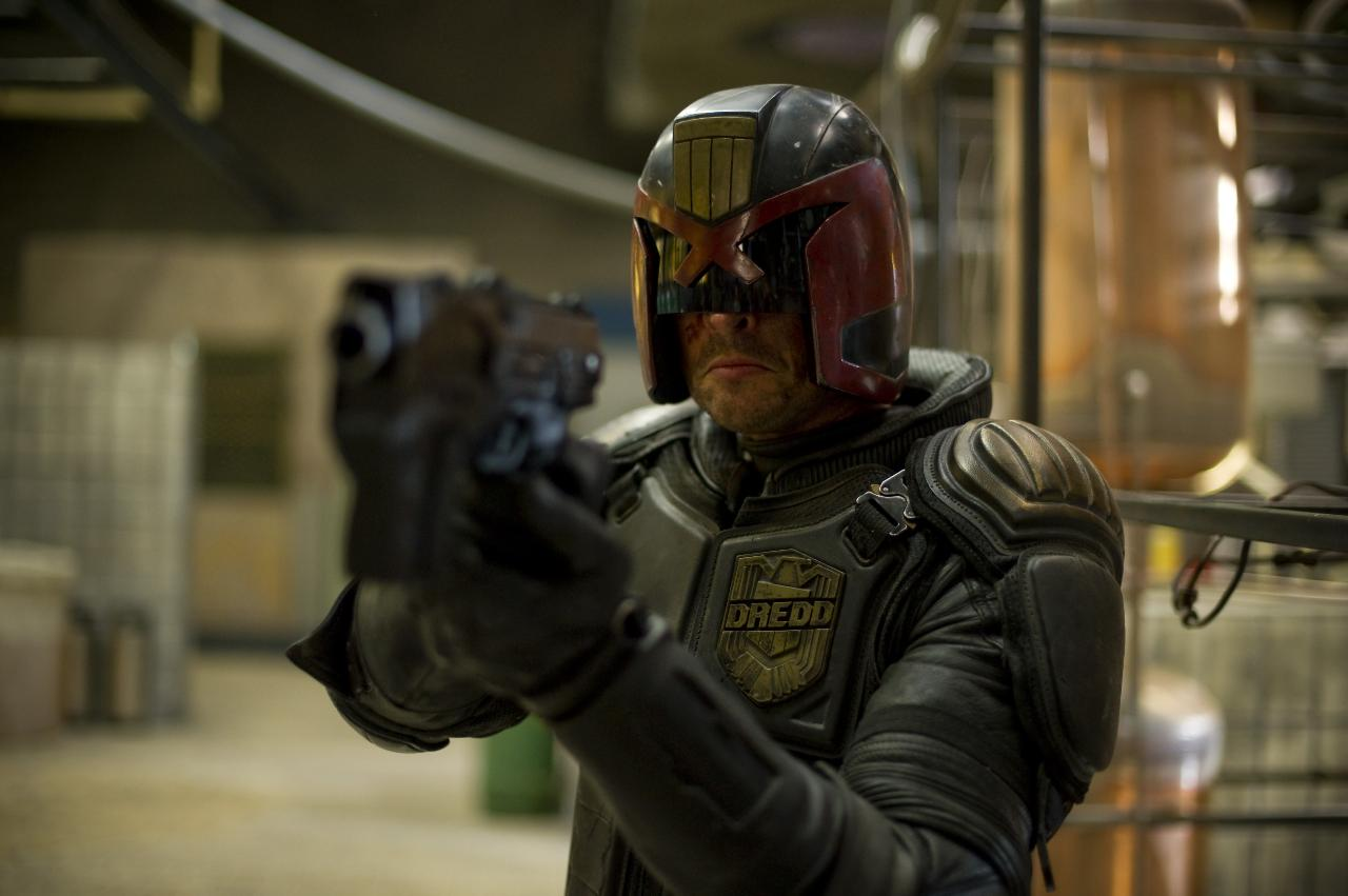Dredd movie review