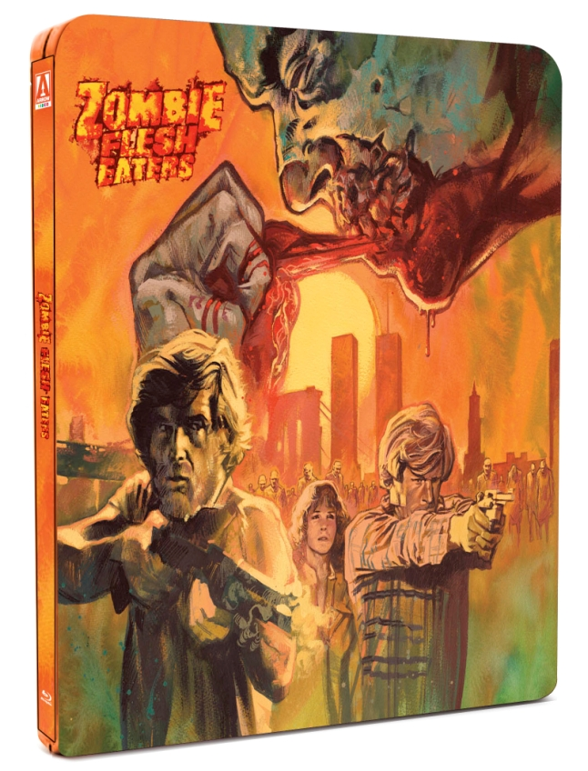Competition - Zombie Flesh Eaters Blu-ray
