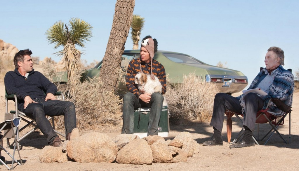 Seven Psychopaths movie review
