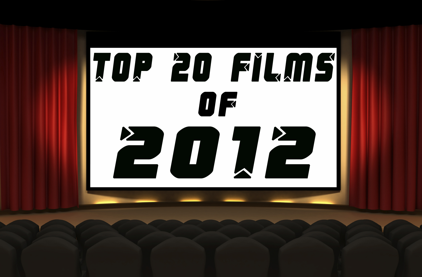 Thoughts On Film - Top 20 Films of 2012