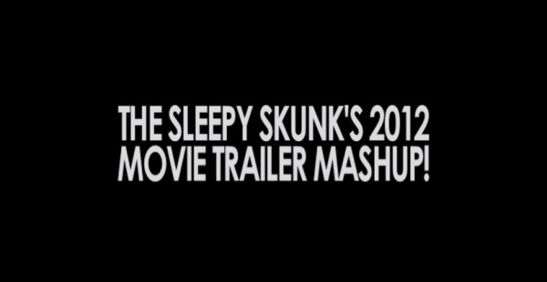 Video: 2012 Movie Trailer Mashup
