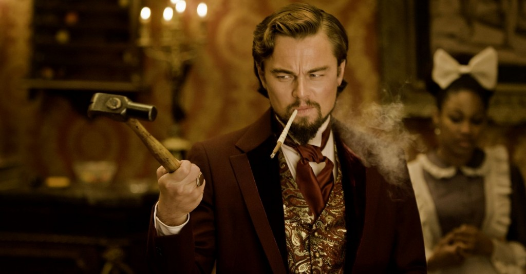 Django Unchained movie review - Leonardo DiCaprio