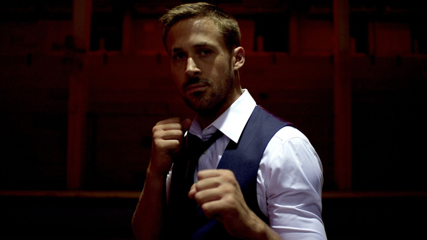 Only God Forgives movie review