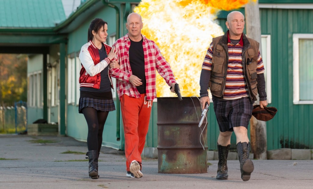 Red 2 movie review