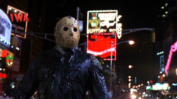 Retro: Friday the 13th Part VIII: Jason Takes Manhattan Kill Scene