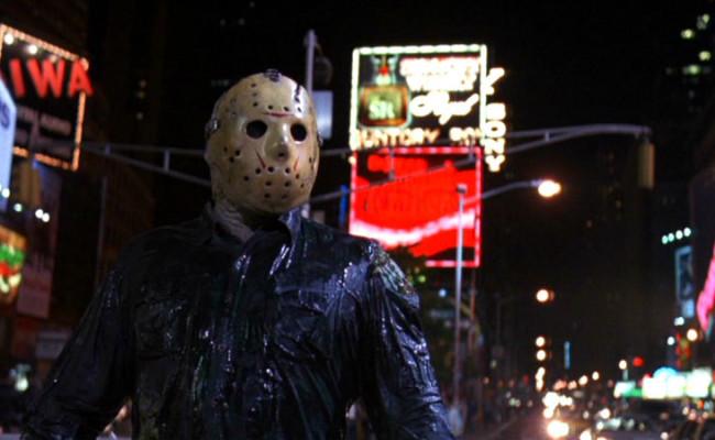 Retro: Friday the 13th Part VIII: Jason Takes Manhattan Kill Scene
