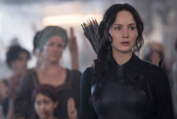 The Hunger Games: Mockingjay – Part 1 Movie Review