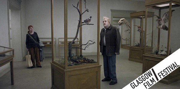 GFF 2015 – A Pigeon Sat on a Branch Reflecting on Existence