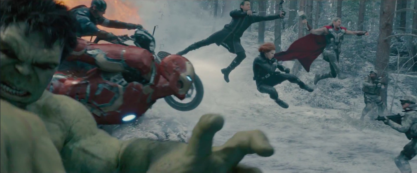 Avengers Age Of Ultron Movie Review Thoughts On Film
