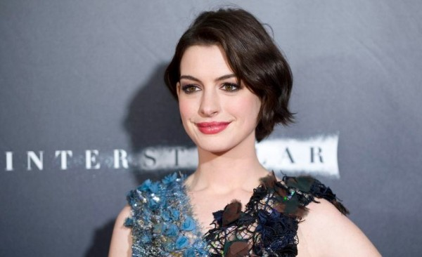 Anne Hathaway Takes on 'Colossal' Role