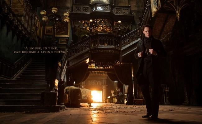 Beware of 'Crimson Peak' in New Trailer for Guillermo del Toro Horror