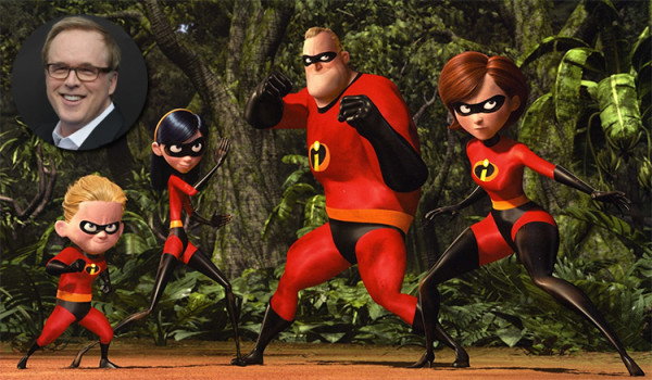 Brad Bird's Next Film to be The Incredibles 2?