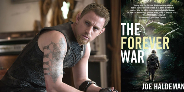 Channing Tatum Will Fight 'The Forever War' for Warner Bros.