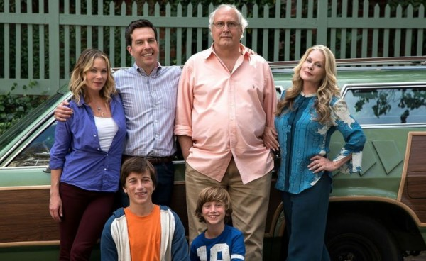 Ed Helms Leads the Griswolds in Red Band 'Vacation' Trailer