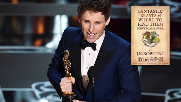 Eddie Redmayne Will Show Us 'Fantastic Beasts and Where to Find Them' *UPDATED*