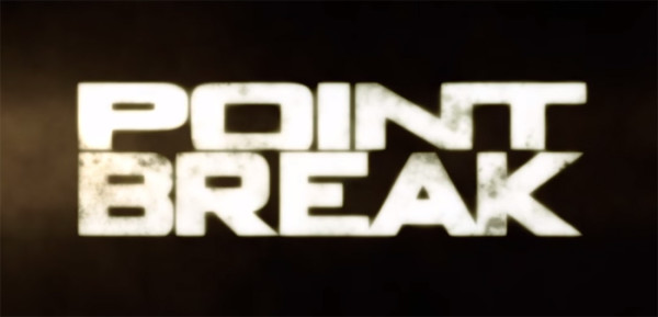 First Action-Packed Trailer for 'Point Break' Remake
