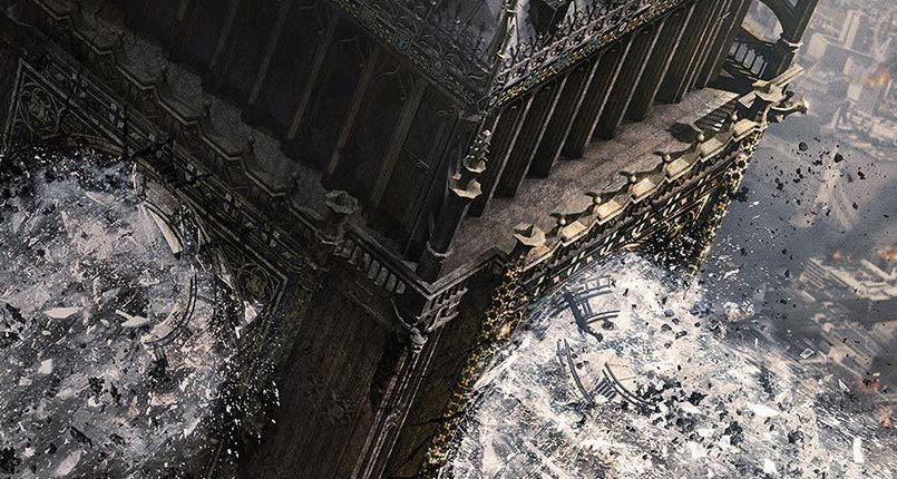 first-london-has-fallen-poster-blows-up-big-ben