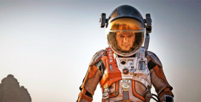 First Look at Matt Damon in Ridley Scott's The Martian header
