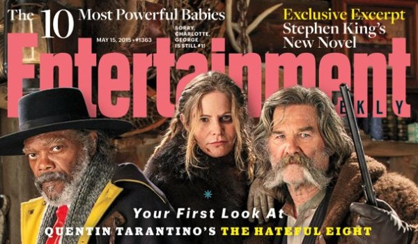 First Official Look at Quentin Tarantino's 'The Hateful Eight'