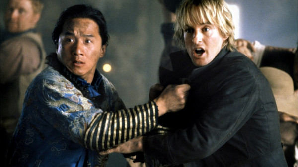 Jackie Chan and Owen Wilson Returning for 'Shanghai Dawn'