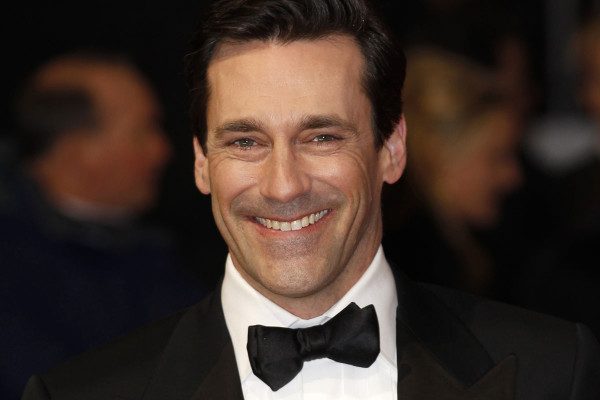 Jon Hamm Plans Political 'High Wire Act'