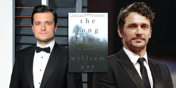 Josh Hutcherson Will Lead 'The Long Home' for James Franco