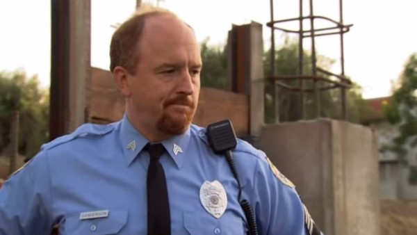 Louis C.K. to Write, Direct & Star in Indie Film 'I'm A Cop'
