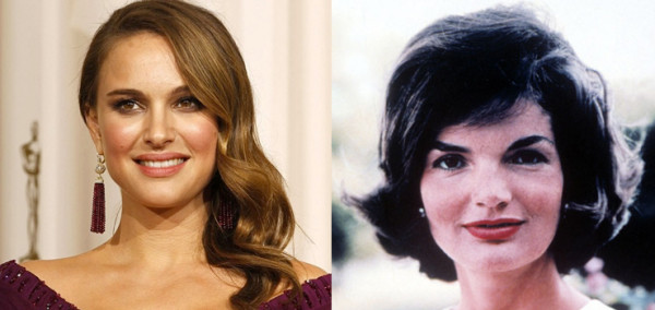 Natalie Portman to Play Jackie Kennedy in New Biopic