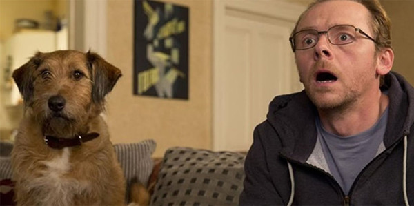 Simon Pegg Has Absolute Power in 'Absolutely Anything' Trailer