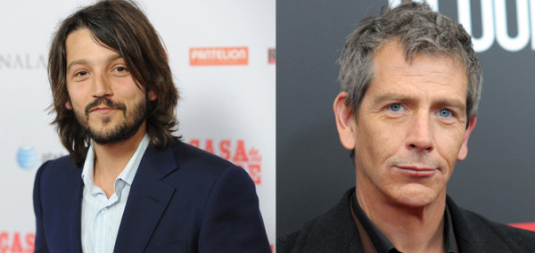 Star Wars: Rogue One Casts Diego Luna & (Possibly) Ben Mendelsohn