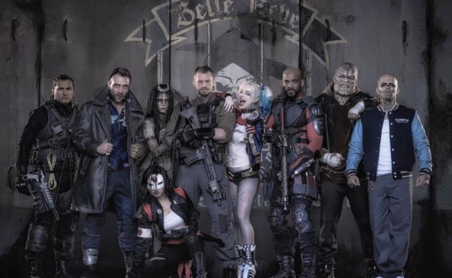 First Official 'Suicide Squad' Trailer Released