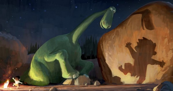 First Teaser Trailer for Pixar's 'The Good Dinosaur'