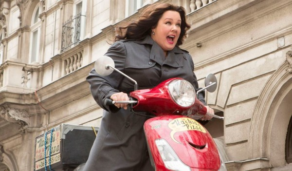 'Spy' Movie Review