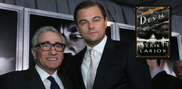 Leonardo DiCaprio to Play Serial Killer in Martin Scorsese's 'Devil in the White City'