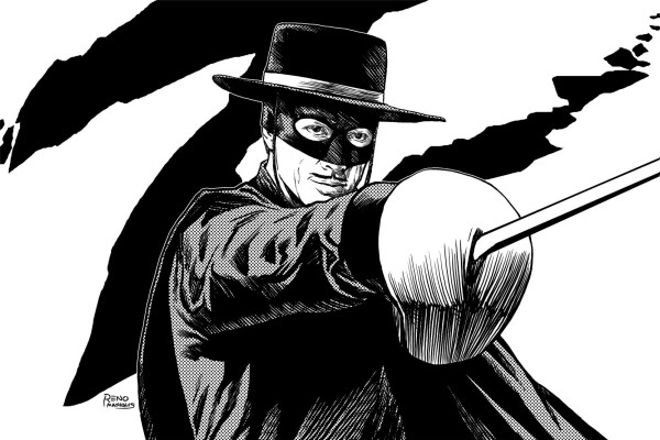 Post-Apocalyptic 'Zorro' Reboot in the Works